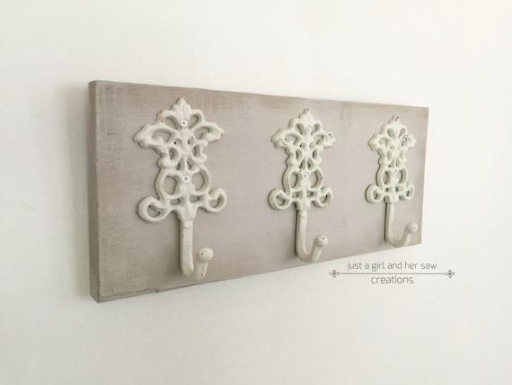 Decorative Coat Rack Cast Iron Coat Hooks By