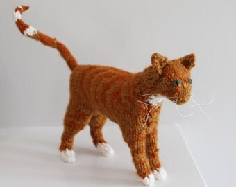 Your Cat - Custom Hand Knitted