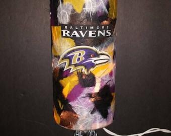 Baltimore Ravens Lamp