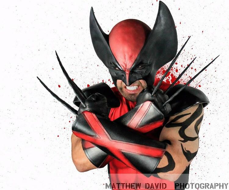 Daken Dark Wolverine Claws Hand Sculpted And By