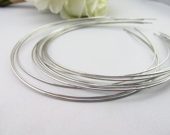 1 mm Metal Headbands  / Skinny Headband