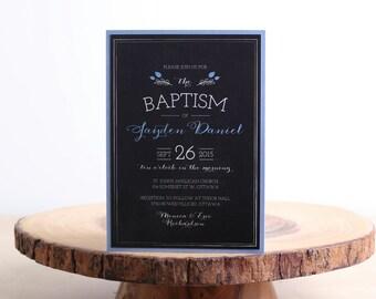 Baptism Invitation- look 34