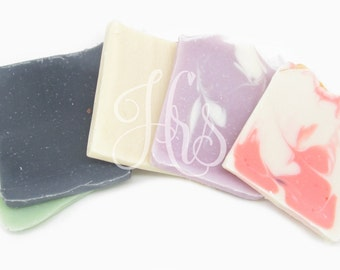 Handmade Soap Samples - Choose from Several Scents by Hickory Ridge Soaps