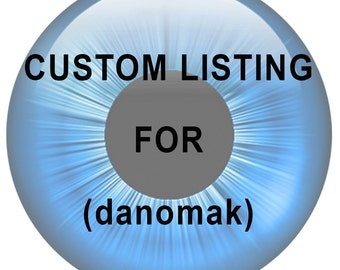 Custom Guts Label (Please do not purchase unless you're danomak)