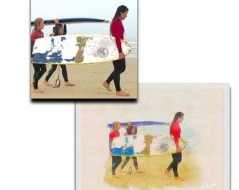 Watercolor Digital Rendering