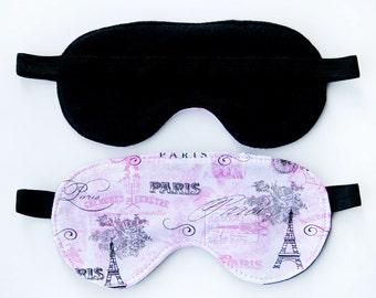 PARIS Sleeping Eye Mask Sleeping Eye Mask Slumber party favor