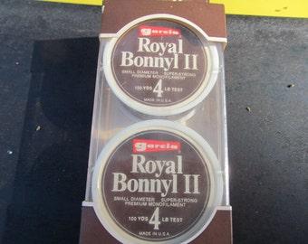 Royal  Bonnyl  II  new in package - set of 2 -