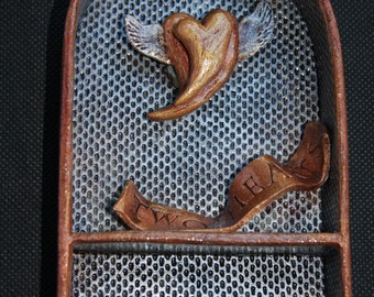 Two Hearts Beat as One, Shadow Box Shrine