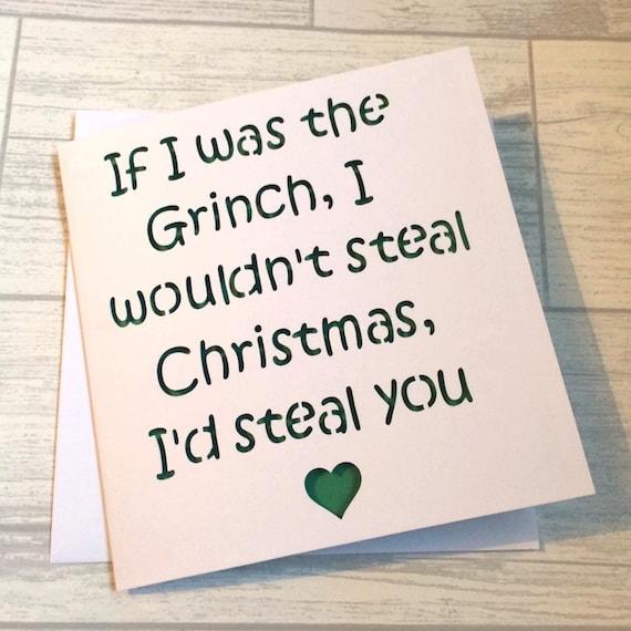 Christmas Card For Boyfriend Boyfriend Christmas Card