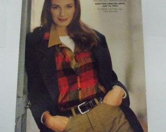 1992-1993 Sears Fall/Winter Annual Catalog