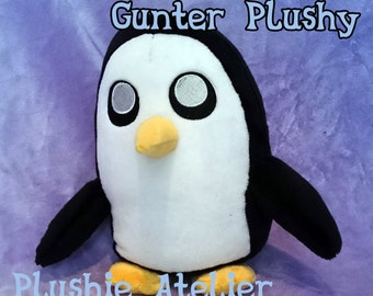 Adventure Time - Gunter Plushy