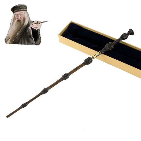 Dumbledore 39 s elder wand with metal core by aroomofrequirement for Dumbledore elder wand replica