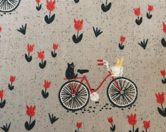 Mon Ami Bicyclette by Basic Gray for Moda Fabrics