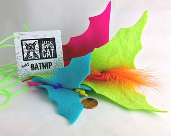 Baby Batnip - Catnip Cat Toy