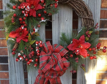 Christmas/Holiday Wreath