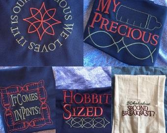 Baby of the Rings Design Pack--Digital Download