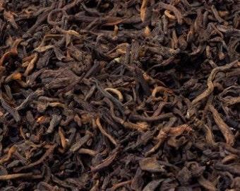 Pu'erh Loose Tea - Certified Organic