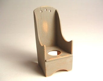 Childs potty chair