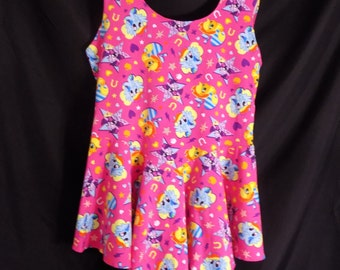 ABDL/Little dress- My little pony pink