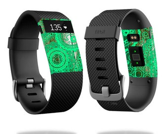 Skin Decal Wrap for Fitbit Blaze, Charge, Charge HR, Surge Watch cover sticker Vintage Paisley