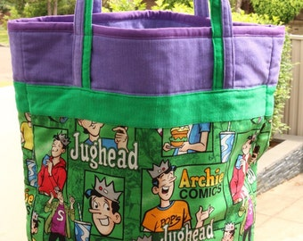 Archie Comics Tote