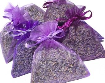 50 Lavender Sachets