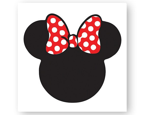 Disney, Icon Minnie Mouse Head, Icon Mickey Mouse Head, Mouse Ears ...