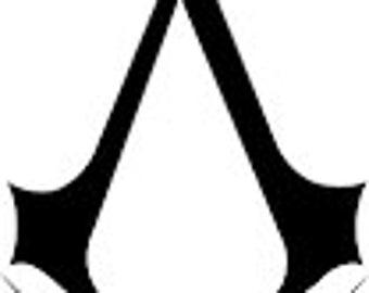 Assassin's Creed Logo/Symbol Decal