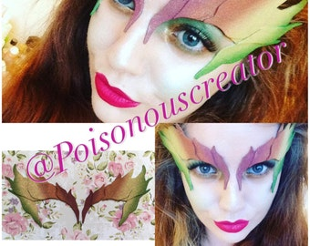 POISON IVY eye mask ombre