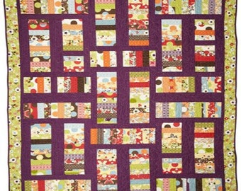 Stacks of Colour Quilt Pattern Download (802700)