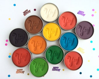 Party Favor Play Dough Set of 12