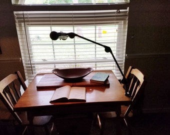 Lazy Lite by Farmecon, Inc. Adjustable Clamp Lamp