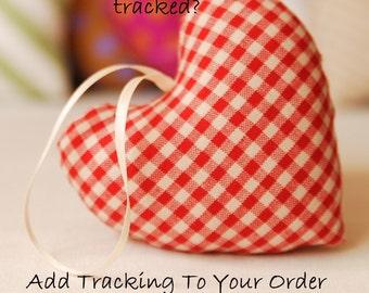 Tracking option - worldwide