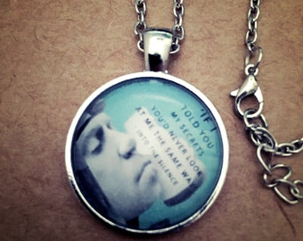 Into the Silence Necklace
