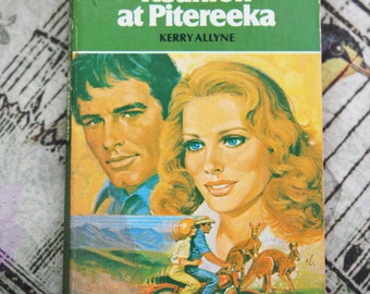 1980s Retro Reunion at Pitereeka by Kerry Allyne Harlequin Romance #2407