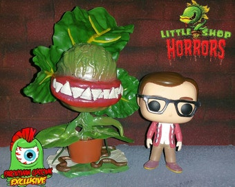 Little Shop Of Horrors Custom Funko Pop  Audrey 2