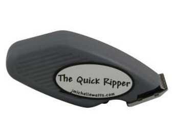 The Quick Ripper Battery operated Seam Unpicker