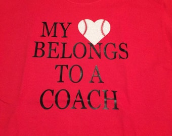 My heart belongs to a coach