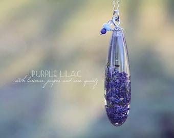 Lilac Pedant
