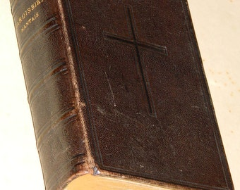 PARISHIONER NANTAIS. 1908, antique English