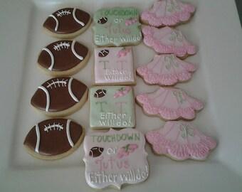 Special 15 Tutus Vanilla Cookies