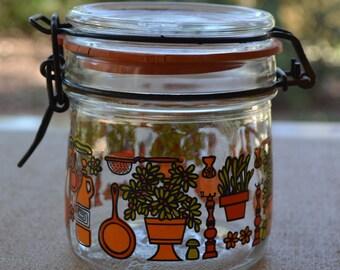 Hermetique Italian Glass Storage