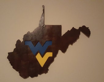 West Virginia Cut-out