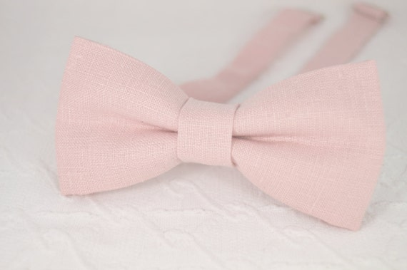 pink bow tie light pink bow tie bow tie