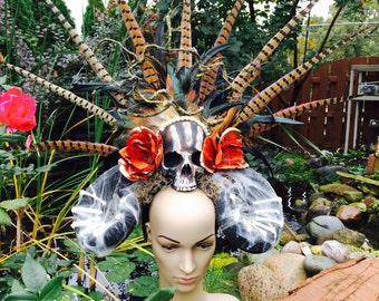 MADE TO ORDER - Voodoo Headdress