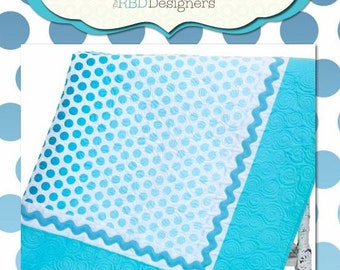 Quilt Kit Riley Blake Designs: Blue Simply Ombre