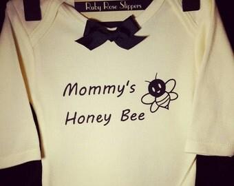 Mommy's Honey Bee Onesie