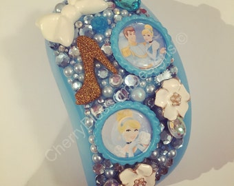 Cinderella hair brush