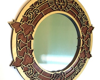 Legend of Zelda Lasercut Wall Mirror