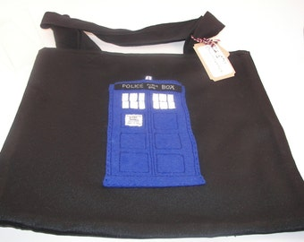 Dr Who tote bag